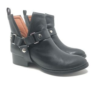 Jeffrey Campbell Size 7 Musk-Harness Ankle Boots